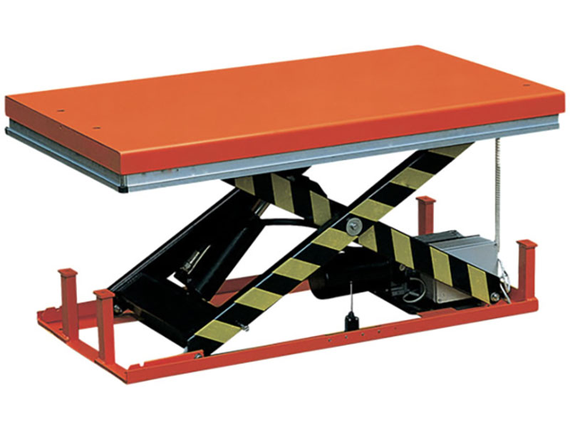 fabricant de Tables élévatrices de série