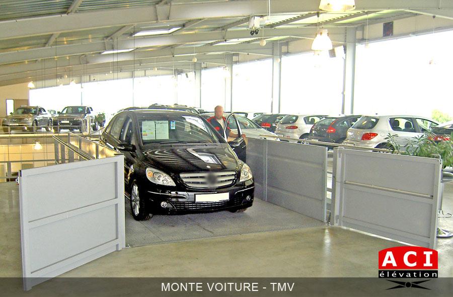 Monte-voiture - TMV