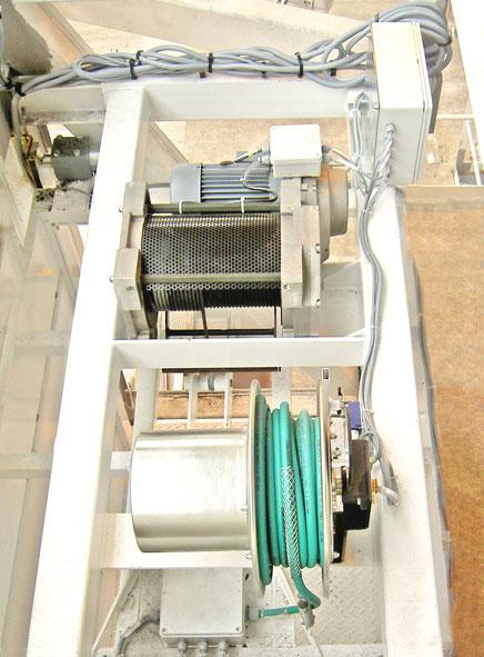 Treuil du monte-charges électrique - MCE