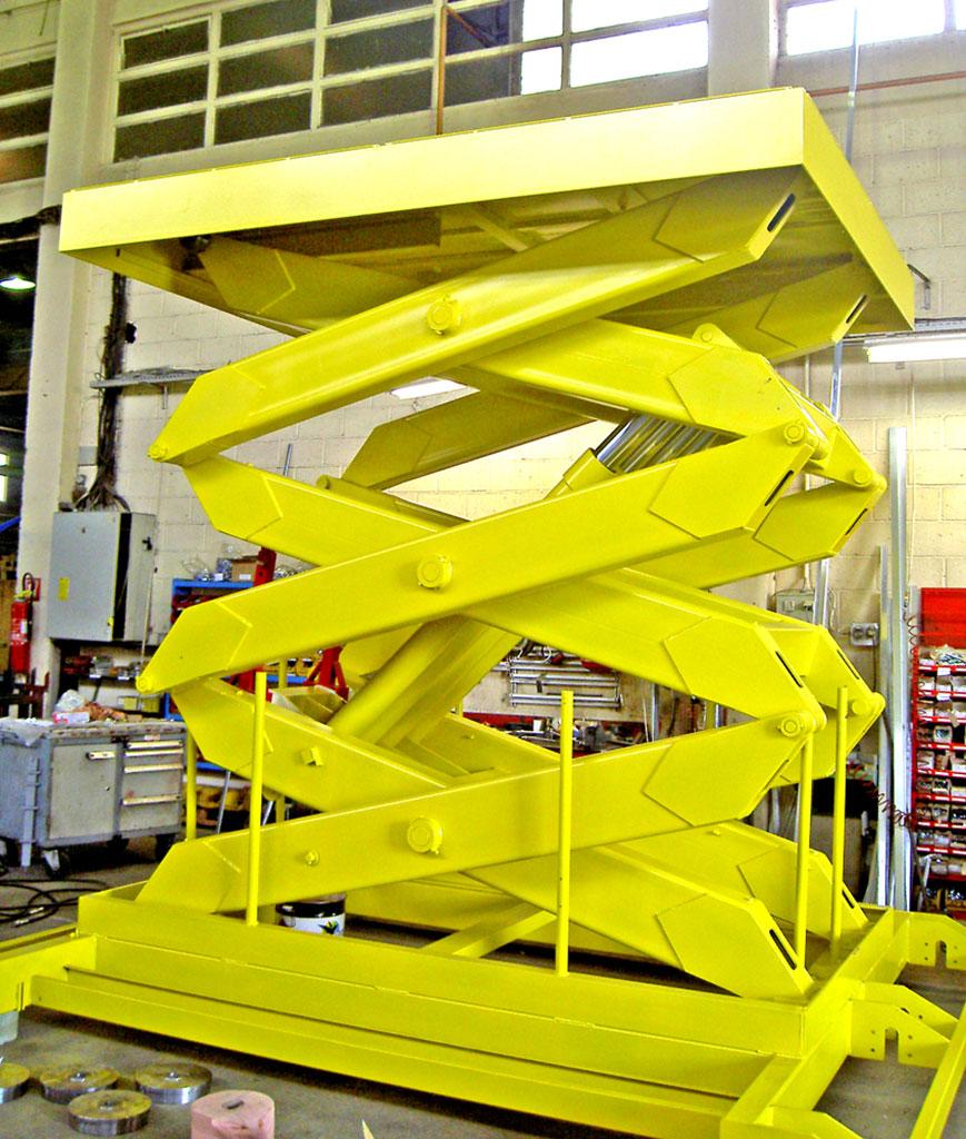 Tables élévatrices industrielles TUR 3X