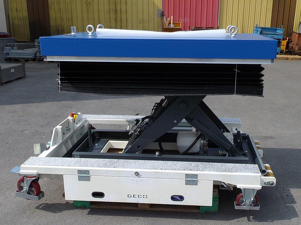 Plateforme mobile TUR 3 tonnes